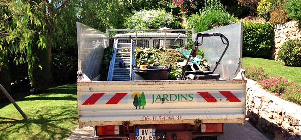 Bienvenue chez jardinier 06